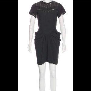 Isabel Marant studded dress 4